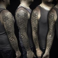 55 Superb Sleeve Tattoos Ideas for Men and Women - Various Designs Check more at…