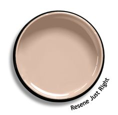 Resene Just Right is a pink toned pastel with similar tonings to Resene Bone. From the Resene Multifinish colour collection. Try a Resene testpot or view a physical sample at your Resene ColorShop or Reseller before making your final colour choice. www.resene.co.nz