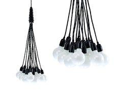 Leitmotiv Bundle Light Hanglamp - Zwart