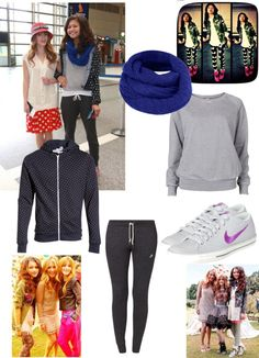 """Zendaya's relax fashion"" by staryevi ❤ liked on Polyvore"