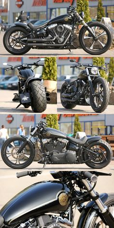 Thunderbike customized Harley-Davidson Softail Breakout