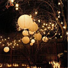 Lanterns are perfect in any space