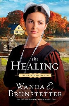 Wanda Brunstetter is a great Amish fiction author~just got this book in the mail today! Yah for me!  =)