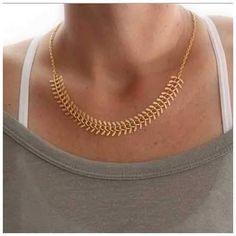 Julius 18 kt Gold Filled Necklace And Bracelet Set
