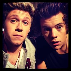 Niall Horan and Harry Styles are definitely my favorite guys from One Direction. the other guys are great too. there is just something special about these too that make me smile One Direction 2015, One Direction Songs, Members Of One Direction, One Direction Imagines, One Direction Photos, 0ne Direction, Louis Tomlinson, Larry Stylinson, Liam Payne