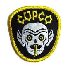 CUPCO WHITE DEATH PATCH