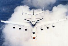 "worldofaviation: "" Antonov 225 with the Russian Space Shuttle Buran """