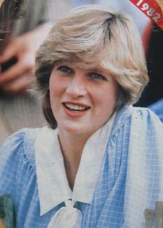 May 15, 1982: Princess Diana at a polo game at Rhinefield House, Brockenhurst…