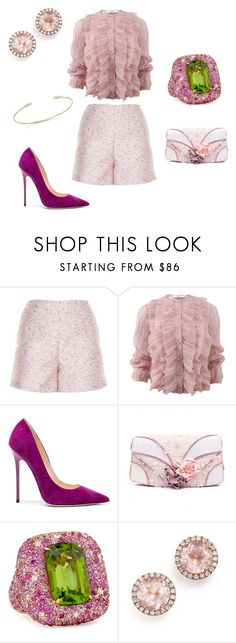 """Sin título #85"" by elenasanchezmolina ❤ liked on Polyvore featuring Balenciaga, Givenchy, Jimmy Choo, Irregular Choice, Margot McKinney, Dana Rebecca Designs and ZoÃ« Chicco"