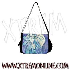 Bolso de Linda Ravenscroft - Blue Moon.