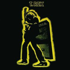 T. Rex - Electric Warrior (1971) The whole seventies glam rock locked in one LP! Unbearable fantastic!