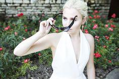 Little white dress (via Bloglovin.com )