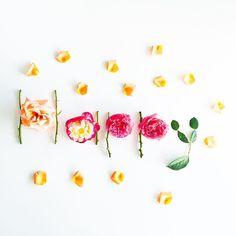 Sooo happy it's friday Flower Words, Flower Quotes, Flower Art, Love Flowers, Beautiful Flowers, Month Flowers, Happy Flowers, Flowery Wallpaper, Pottery Videos