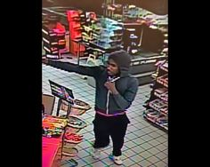 Clarksville Police request assistance identifying Marathon Gas Station Aggravated Robbery Suspect
