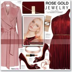 A fashion look from December 2016 by nanawidia featuring Maria Lucia Hohan, Reiss, Dorothy Perkins and Bobbi Brown Cosmetics