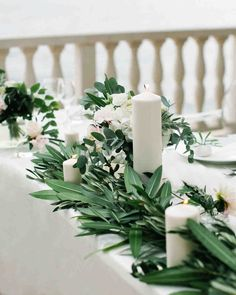 Candlestick centrepieces are a perfect way to create a warm, elegant, and romantic vibe to any wedding. Not only does it look amazing, it d...