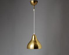 Ceiling lamp designed by Lisa Johansson-Pape, — Modernity