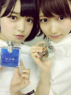 欅坂46 平手友梨奈 渡辺梨加 Keyakizaka46 Hirate Yurina Watanabe Rika