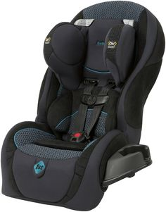 """Designed for children 5-65 pounds and 19"""" to 52"""" in height - • 2 modes of use: - -Rear-facing 5-40 pounds - Forward-facing 22-65 pounds - • Air Protect® Side Impact Protection - Advanced air cushion s"""