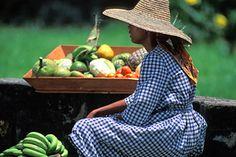 Martinique : le grand marché