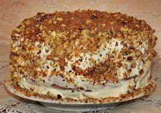 Кулинарные рецепты : Торт «Сметанник» классический