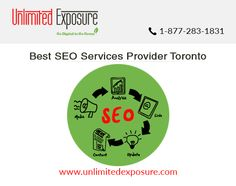 Hiring an SEO company in the world wide online market takes careful consideration and study of the several SEO providers. By making sure that an SEO company offers ethical, assured and cheap SEO services, not only are you making the greatest choice.  For More Details Please Visit @ http://www.unlimitedexposure.com/search-engine-optimization-seo.html