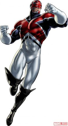 Recruit the Lion of Avalon for your team today on the hit Facebook game! Get all the details here!     http://marvel.com/news/story/20183/captain_britain_arrives_in_avengers_alliance