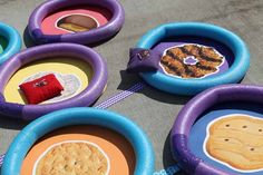 Cookie Rallies | Little Brownie Bakers Know your cookies bean bag toss game