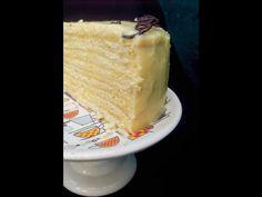 TORTA DE PANQUEQUE NARANJA – Cocina Chilena Sweet Recipes, Cake Recipes, Chilean Recipes, Cupcake Cakes, Cupcakes, Crepe Cake, Cakes And More, Vanilla Cake, Delicious Desserts