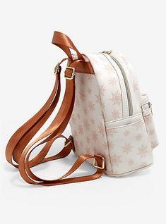 Color : Brown, Size : M TongLing Womens Backpack Multi-Function Travel Backpack Ladies Shoulder Bag Ladies Bag Trend