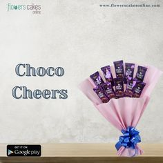Check out our bouquet of 10 Cadbury Dairy Milk Chocolate #flowerscakesonline #chocolate #chocolovers #yummy #dessert #ordernow #getwellsoon #love #sorry #thankyou #special #birthday #followmypage #midnightdelivery #onlinedelivery #samedaydelivery