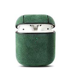 Alcantara Leather Airpods Case Made from premium and durable Italian imported Alcantara materials, the same material as luxury sports car interior. Fishing Shoes, Green Magic, Bluetooth Wireless Earphones, Yacht Interior, Earphone Case, Airpod Case, Iphone 11 Pro Case, Iphone Cases, Skin So Soft