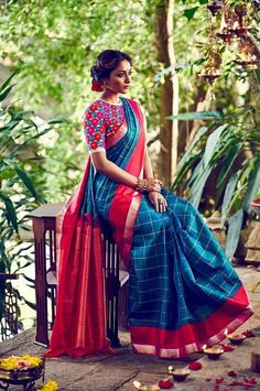 Buy Latest Collection of Designer Saree from a Wide Range of Indian Ethnic Wear for Women. You Will Get A Huge And Various Variety Of Indian Sarees, Lehengas Choli, Kurti and Much More. Indian Attire, Indian Ethnic Wear, India Fashion, Ethnic Fashion, London Fashion, Women's Fashion, Fashion Tips, Indian Dresses, Indian Outfits