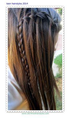 2014 style for teens   Teens hair styles