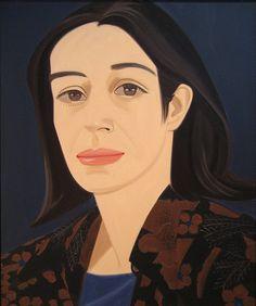 Alex Katz (American b. 1927).