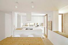 Interessant reforma de l'arquitecte Sergi Pons en un pis de l'Eixample de Barcelona