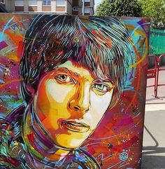 bowie by c215