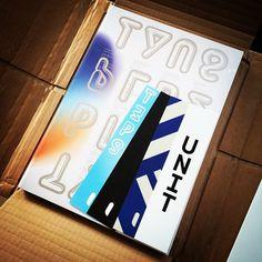 Type Plus. Unit Editions. Instagram. karlsbank. http://uniteditions.com/shop/type-plus #TypePlus