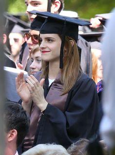 PHOTOS Emma Watson diplômés de l'Université Brown - Photos Emma Watson