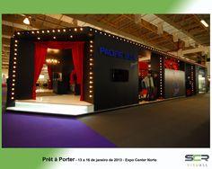 PACIFIC BLUE  SÃO PAULO PRÊT-À-PORTER – 3ª Feira Internacional de Negócios para Indústria de Moda, Confecções e Acessórios.   13 a 16 de janeiro de 2013   Expo Center Norte - São Paulo -  Brasil