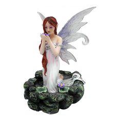 Fairies of Eden Melia Fairy Ornament