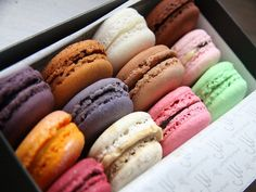 French Macaroons Recipe for Lacy!
