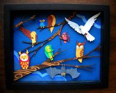 Birds of a Feather by Pen-umbra.deviantart.com