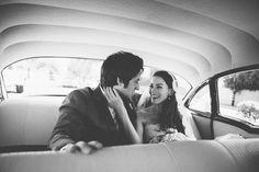 Splendid Wedding Photos in Black and White