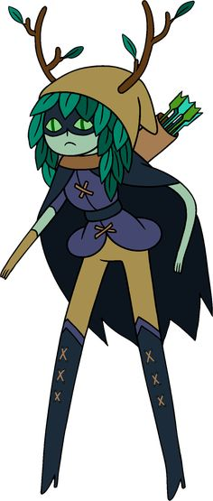 Who else would LOVE to see a cosplay of Huntress Wizard from Adventure Time?