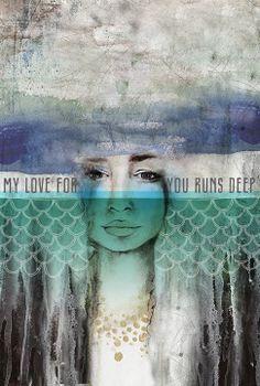 My Love For You Runs Deep.