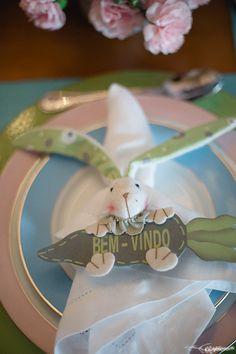 Mesa Posta Páscoa - Easter Tableware - Welcome Produção: Silvia Giacobbe / Fotografia Rafaela Azevedo