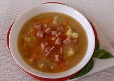(1) Vörös lencseleves   Csiki Piroska receptje - Cookpad receptek Cheeseburger Chowder, Soup, Ethnic Recipes, Soups