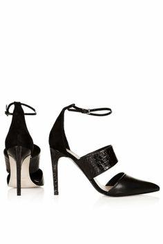 Topshop shoes.