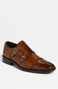 To Boot New York Mason Double Monk Strap Slip-On Shoes Size 8.5